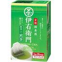 楽天カウモール宇治の露製茶 福寿園 伊右衛門抹茶入煎茶TB 20バッグ入×12
