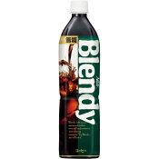 AGF ブレンディ ボトルコーヒー無糖 900ml 12本【1two】