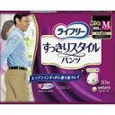 楽天カウモールユニチャーム ライフリー すっきりスタイルパンツ 男 M 10枚【取寄商品】