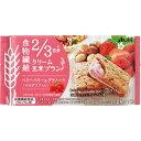 アサヒグループ食品 クリーム玄米ブランベリー&グラノーラ72g6個×2