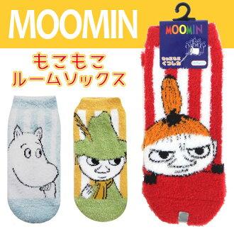 可愛小迷你 snufkin 姆明姆明蓬鬆蓬鬆動漫角色襪蓬鬆蓬鬆襪子房女士襪子寒暖
