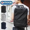 OUTDOOR PRODUCTS スクエアリュック LODJ16 アウトドア リュック OUTDOOR リュック 男女兼用 ユニセックス メンズ レディース 鞄 ブランド