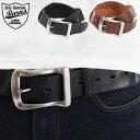 送料無料 Barns Leather Laboratory イタリアンベジタブルタンニンレザー ギャリソンバックルベルト LE-4063 ベルト メンズ 本革 日本製 バーンズ レザーベルト 牛革 ビジネス カジュアル