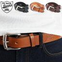送料無料 Barns Leather Laboratory イタリアンベジタブルタンニンレザー 35mmベルト LE-4065 ベルト メンズ 本革 日本製 バーンズ レザーベルト 牛革 ビジネス カジュアル