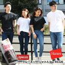 Hanes ヘインズ ジャパンフィット クルーネックTシャツ...