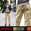 【送料無料】AVIREX アビレックス BASIC AERO PANTS ベーシックエアロパンツ 3ポケットカーゴパンツ ボトム メンズ 定番 軍パン【返品無料対応】【メーカー取次】【RCP】