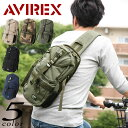 [free shipping] [immediate delivery] AVIREX EAGLE military canvas body bag men shoulder messenger bicycle motorcycle one shoulder red-throated loon Rex eagle canvas [tomorrow easy correspondence] [spr10P05Apr13] [after20130610]