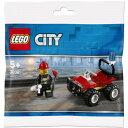 レゴ シティ 消防バギー ミニセット LEGO Firefighting buggy 30361