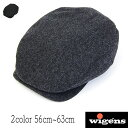 """帽子 スウェーデン""""WIGENS(ヴィーゲン)""""メルトンハンチング【あす楽対応】[大きいサイズの帽子アリ]【コンビニ受取対応商品】05P05Nov16"""