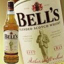 ベル ブレンデッドウイスキー 700ml 40度 (Bell`s Blended Scotch Whisky) ウィスキー kawahc