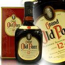 オールドパー 12年 750ml 40度 正規輸入品 箱付 Old Parr 12 Years Blended Scotch Whisky ブレンデッドスコッチウイスキー スコッチウ..