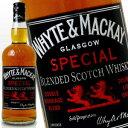 ホワイト&マッカイ スペシャル 700ml 40度 (WHYTE and MACKAY Scotch Whisky) スコッチウイスキー kawahc