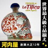 �ƥ����� �顦�ƥ��ꥫ������ �ǥ���� �֥�� 750ml 40�� La Tilica Tequila �������� ���� ������ �������� �ǥ��� �ɤ��� �ɥ��� ������ �ƥ����� �֥�� kawahc