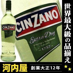 チンザノ ヴェルモット エクストラドライ 1000ml 正規 ワイン イタリア kawah…...:kawachi:10000361