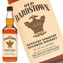 オールドバーズタウン 750ml 45度 正規輸入品 Old Bardstown バーボン Kentucky Straight Bourbon Whiskey バーボンバーボンウイスキー..