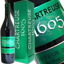 (Chartreuse 1605 D`eLixir Liqueur)シャルトリューズ 1605 エリキシル 700ml 56度 ...