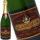 (BLANC d`OR Semi Seco)ブランドール セミセコ スパークリングワイン 750ml