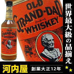 オールド グランダッド オールドグランダッド ケンタッキー ウイスキー ウィスキー