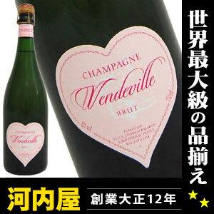 ジャニソン・バラドン・ヴァンドヴィル Vendeville シャンパン
