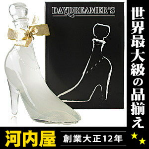 Cinderella day dreamer white 350 ml 15 degrees with Cinderella shoe Cinderella glass shoes Cinderella liquor proposal ring wedding ring with your little liqueurs liqueur type kawahc.