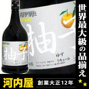 ドーバー 和酒 柚子 ゆず 700ml 25度 リキュール リキュール種類 kawahc