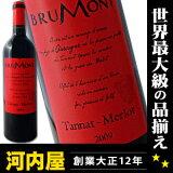 ※11日(月)以降の出荷予定。 アラン・ブリュモン IGP ガスコーニュ ルージュ 赤ワイン 750ml ワイン フランス 南西部 赤ワイン kawahc