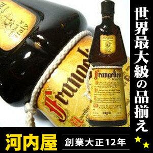 Frangelico liqueur 700 ml 20 degrees (Frangelico Liqueur from Italy) liqueur liqueur type kawahc