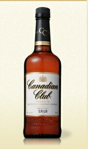 カナディアンクラブ ウィスキー