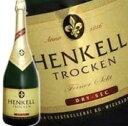 ヘンケル トロッケン (ドライセック) ダブルマグナムボトル 3L (3000ml) <白> 正規 ワイン ドイツ 発泡 シャンパン スパークリング スパークリングワイン スパーク 【同梱不可】henkell trocken kawahc