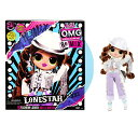 【最大1000円OFFクーポン配布中】 L.O.L. Surprise! O.M.G. Remix Lonestar Fashion Doll – 25 Surprises OMG lol ギフト 誕生日 かわ..