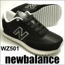 ニューバランス スニーカー レディース WZ501 ブラック...