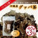 国産 グァバ茶 40g×3セット待望の国産グァバ茶取り扱い開始しました!沖縄産 グアバ グアバ茶【送料無料】