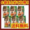 胡麻麦茶 6袋セット SALE 大量3kg♪日々経済的に飲み続けるために巷で大流行のゴマ麦茶ペットボトル!!お得なティーパックタイプが登場★