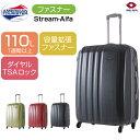 スーツケース | SAMSONITE (サムソナイト) American Tourister (アメリカンツーリスター) Stream-Alfa (ストリームアルファ) Spinner 77cm 40