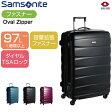 スーツケース | SAMSONITE (サムソナイト) Oval Zipper (オーバルジッパー) Spinner 79cm R06*003 ファスナー/ジッパー