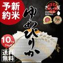 【予約】【新米】30年産 北海道産ゆめぴりか10kg (5kg×2袋セット)<白米>【送料無料