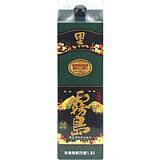 【激安】霧島酒造 黒霧島チューパック25°1.8L<酒類> 【12本まで1個口配送出来ます】[ap14yi]