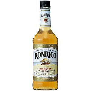 ロンリコゴールド40度(正規品)700ml※12本まで1個口配送可能<瓶洋酒><ラム>[1708YF