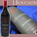 J.Bouchon フリオ・ブション ミングレ 750ml<瓶ワイン><赤> 【12本まで1個口配送出来ます】赤ワイン[ja14am-sd]