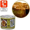 高木商店 さばカレー煮 190g(内容量140g)<缶詰食品...