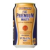 サントリー プレミアムモルツ 350ml×24本 [1ケース]<缶ビール/チューハイ>【3ケースまで1個口配送出来ます】 プレモル[mc14yi]