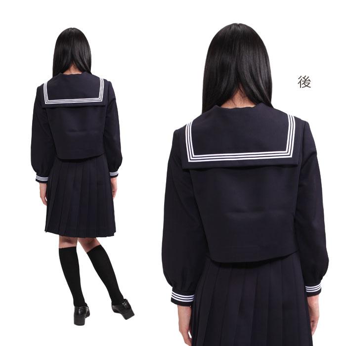 セーラー服 長袖 冬服 冬用 高校生 学生 中...の紹介画像3