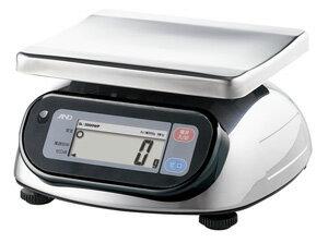 防水・防塵デジタルはかり SL-WP SL-5000WP A&D 【メイチョー】
