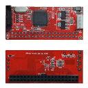 ◇ TFTEC / 変換名人 3.5インチIDE-SATA IDEドライブ変換基板 タイプL型 IDE-SATALD ◆メ