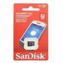 32GB microSDHCカード マイクロSD SanDi...