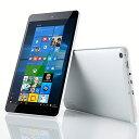 ◇ マウスコンピューター 8インチWindows10搭載タブレットPC IPS方式 インテル製CPU RAM2GB ストレージ32GB Office Mobile&365搭載 WN802 ◆宅