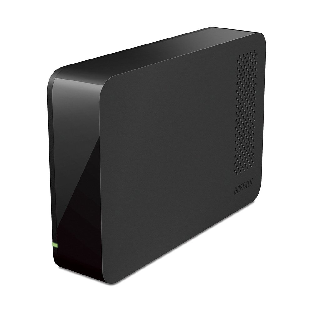 ◇    【4TB】 BUFFALO バッファロー USB3.0 外付けハードディスク DriveStation 4.0TB ブラック HD-LC4.0U3-BKD ◆宅