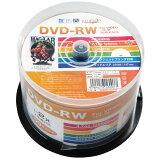 �� HI-DISC �ϥ��ǥ����� DVD-RW Ͽ���� �����֤�Ͽ�� 2��® CPRM�б� 50�祹�ԥ�ɥ� �磻�ɥץ����б� HDDRW12NCP50 ����