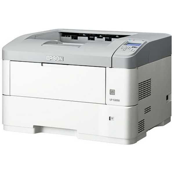 ◇ EPSON エプソン A3モノクロレーザープリンター Offirio オフィリオ 35PPM 両面印刷 ネットワークI/F標準対応 LP-S3250 ◆宅