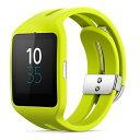 ◇ SONY ソニー スマートウォッチ3 Smart Watch 3 SWR50 Lime ライム